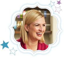 Anna Olson at 2013 Canada's Baking and Sweets Show
