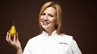 Anna Olson at Canada's Baking and Sweets Show